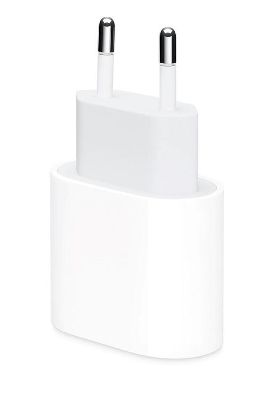 Адаптер сетевой для Apple  USB-C 20W Power Adapter  без логотипа